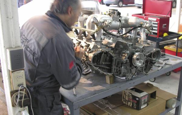 Motor Porsche 930 turbo [ Terminado ]