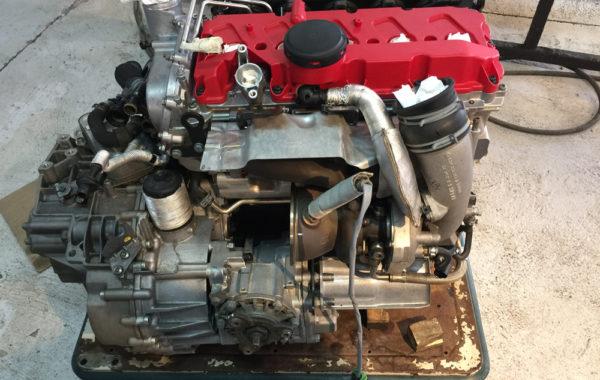 Armado / ajustes de motor